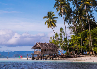 best diving in indonesia paradise island